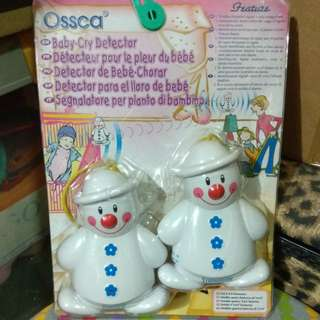OSSCA Baby Cry Detector