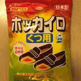 日本製Hokkairo發熱鞋墊(5對裝)