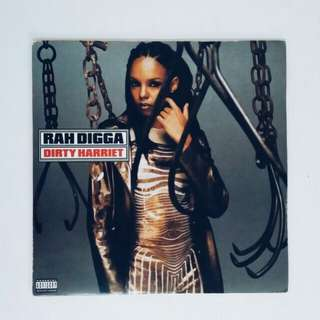 Rah Digga / Dirty Harriet / Vinyl LP