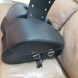 Cruiser side bags