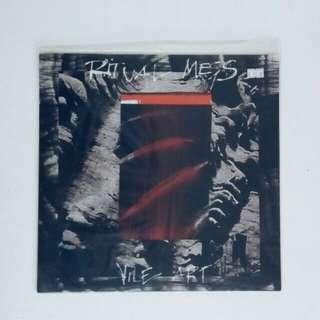 Ritual Mess / Vile Art / Vinyl LP