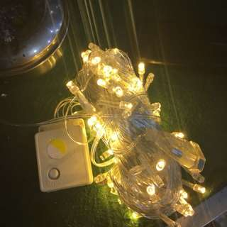 lampu tumblr warm white