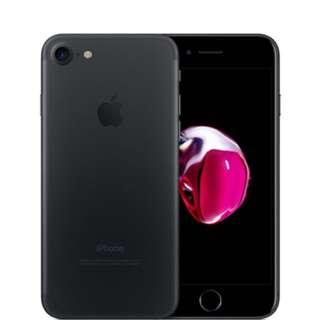 收iphone 7 啞黑 128gb