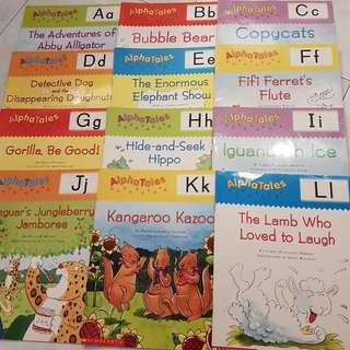 Scholastic Readers