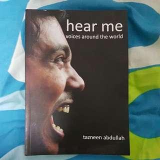 Hear Me: Voices Around The World