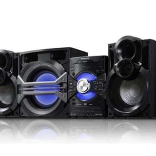 panasonic hi-fi-system
