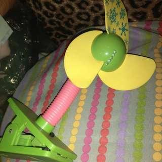 Baby Stroller Pram Clip On Fan