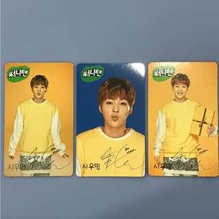 [WTS] EXO Xiumin Sunny10 Sunny Ten Photocards