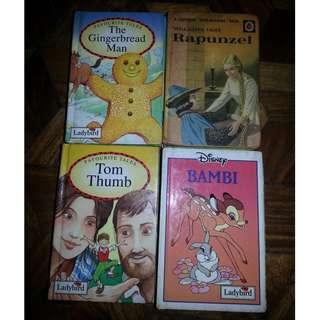 Ladybird Favorite Tales & Classics Books VINTAGE