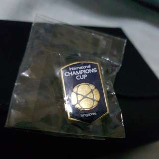 Collar pin - International Champions Cup SG