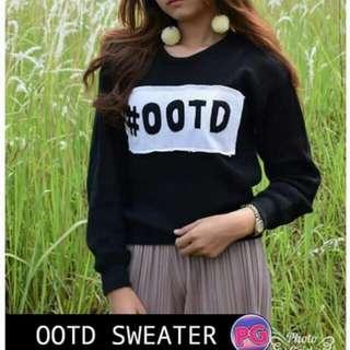 Ootd Sweater