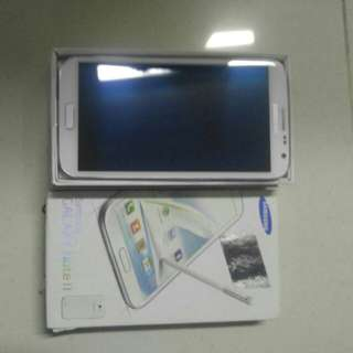 Samsung note2 99new100%work