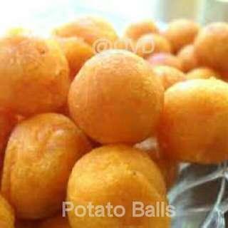 Classic Potato Munchkins