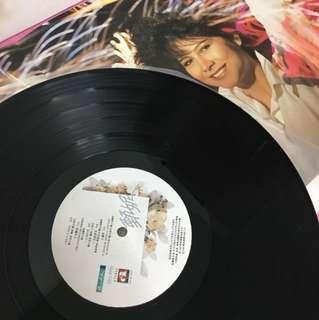(NEW) 甄妮 冷冷的秋(1987) Jenny Tseng Vinyl Record Cantonese LP