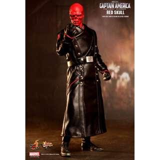 Hot Toys Red Skull MMS 167