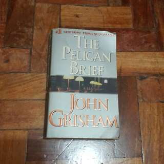 John Grisham the Pelican Brief