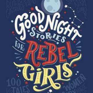 Good Night Stories for Rebel Girls By (author)  Elena Favilli , By (author)  Francesca Cavallo