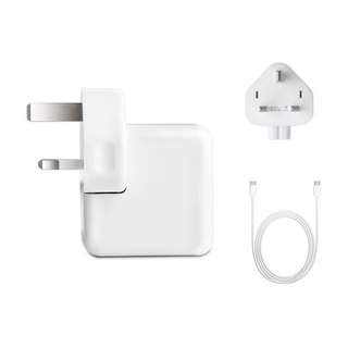 29W USB-C Power Adapter + USB-C Charge Cable (1m)