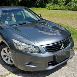 Honda Accord 2.4 SG
