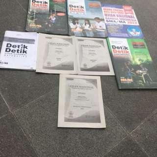 Paket Persiapan UN SMA IPA