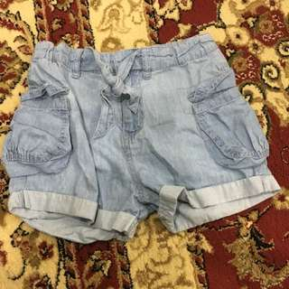 Pumpkin Patch short pants for girls!