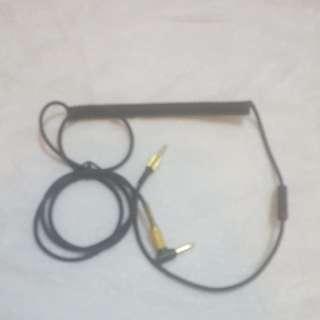 Marshall Major Audio Cable