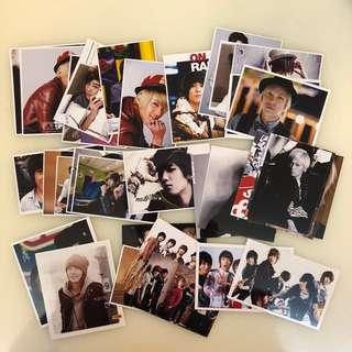 200張FTIsland相,卡貼, Polo, 貼紙, Postcard