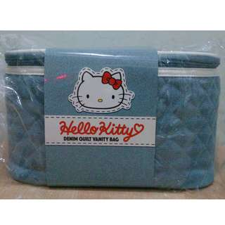 Sanrio- Hello Kitty 化妝袋