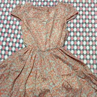 Pre-loved Animal print dress