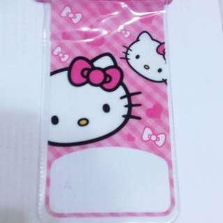 kitty手機防水袋