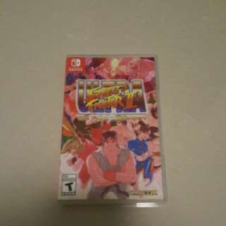 Ultra Street Fighter II for Nintendo Switch