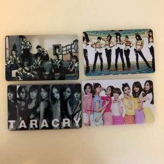 Tara, Kara卡貼, Yes card