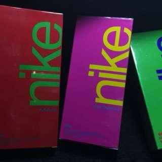 Nike Woman and Man Perfume