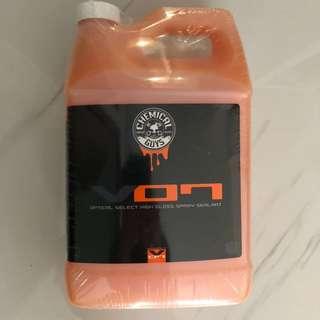 Chemical Guys - Hybrid V7 Optical Select High Gloss Spray Sealant & Quick Detailer (1 Gal)