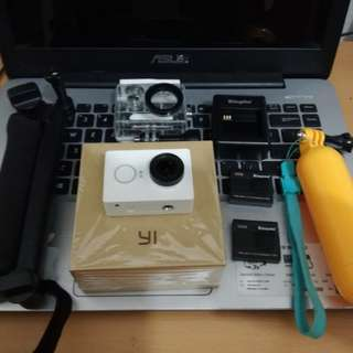Xiaomi Yi Action Camera - Yicam