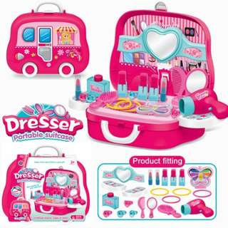 PLAYSET FOR GIRL & BOY