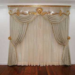 Curtain Made To Order
