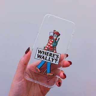 ❤️WALLY IPHONE6/6s CASE