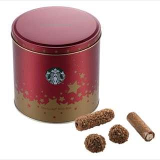 台灣Starbucks 星願桶