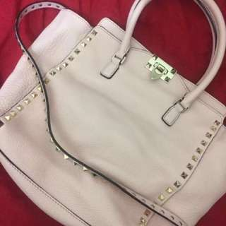 100% New Valentino Rockstud bag Celine Chloe Gucci LV BV Chanel Miu Miu Prada Dior