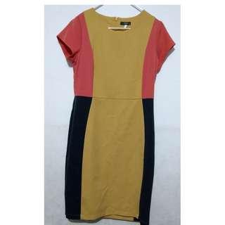 Xara Sheath dress
