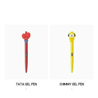 [NON PROFIT] BTS BT21 GEL PEN