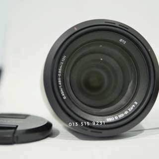Sony 18-105MM G OSS  F4