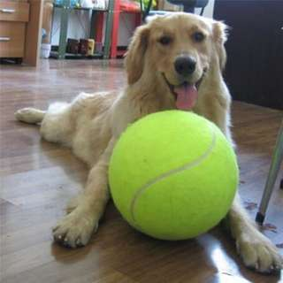 Giant Tennis Ball Toy for Dogs Pets