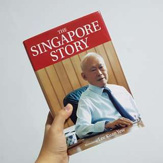The Singapore Story Memoirs of Lee Kuan Yew