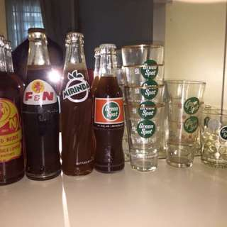 Bottles and Glasses