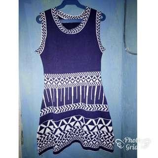 Navy blue dress@SALE💕