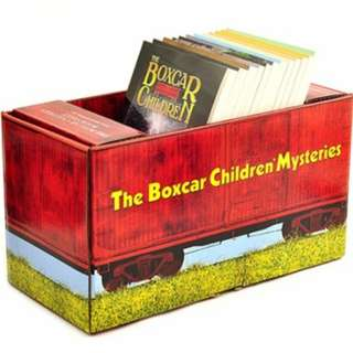 eBook - The Boxcar Children Mysteries by Gertrude Warner (Books 01 - 12)