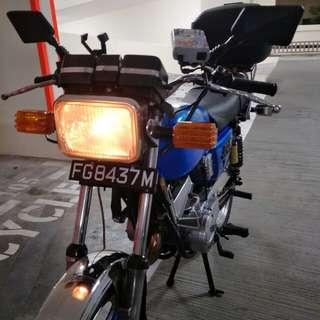 RXK 135CC