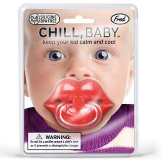 Lips Pacifier (UK BRAND) - Free Normal Mail - #UOBPayNow